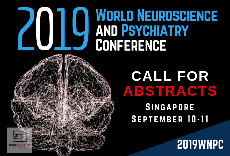 2019 WNPC Neuroscience and Psychiatry Conference Singapore