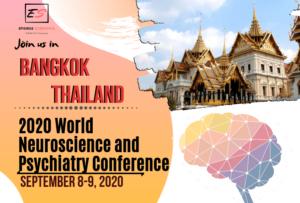 2020 World Neuroscience and Psychiatry Conference, Bangkok, Thailand September 2020-min