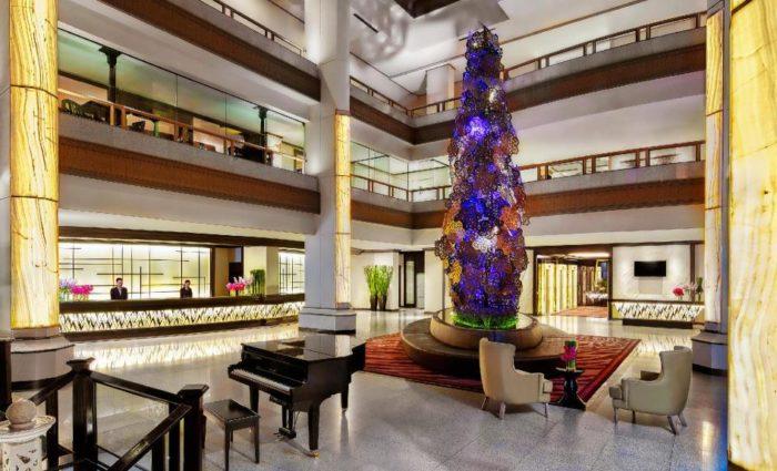 Avani Atrium Bangkok Hotel Reception